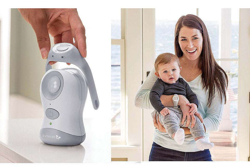 Summer Infant Babble Band Baby Monitor