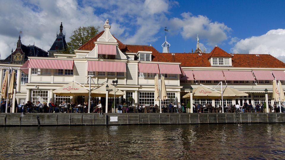 Cafe Loetje in Amsterdam