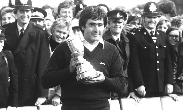 Seve Ballestero was 22 years old when he won the 1979 British Open