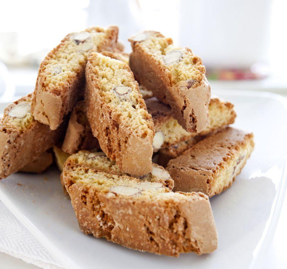 Twice-Bked Cookies