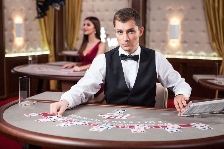 Tipping a Poker Dealer
