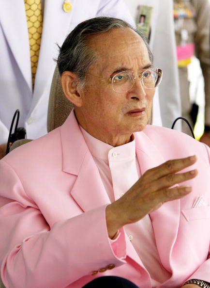 Bhumibol Adulyadej is the ninth Chakri Dynasty King of Thailand