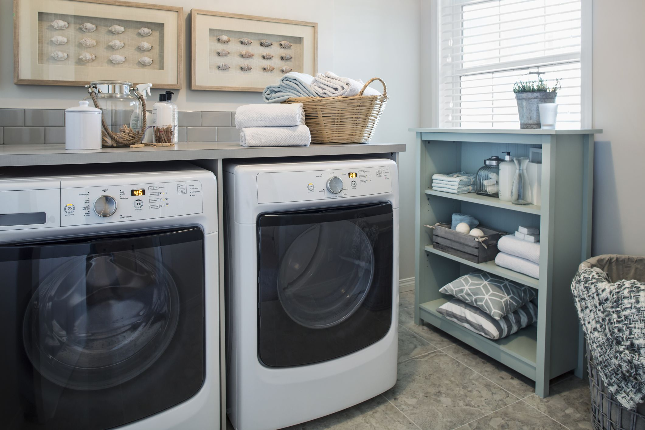 Images Of Laundry Rooms What To Store In The Laundry Room