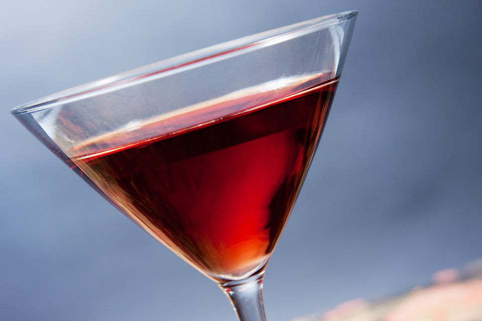 The Classic Rose Cocktail