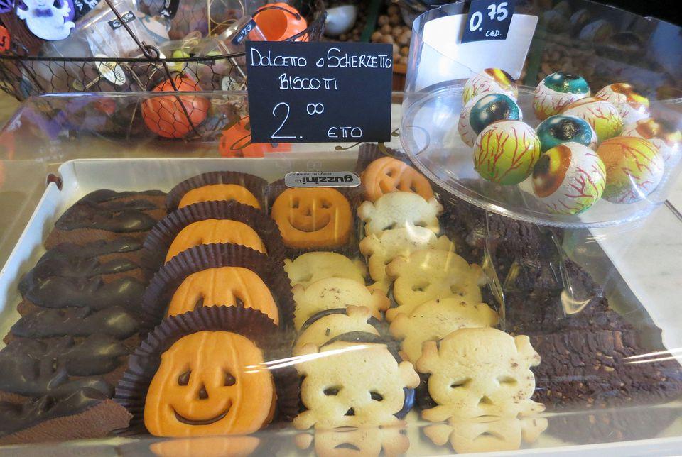halloween cookies photo