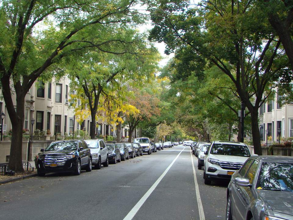 Brooklyn neighborhood