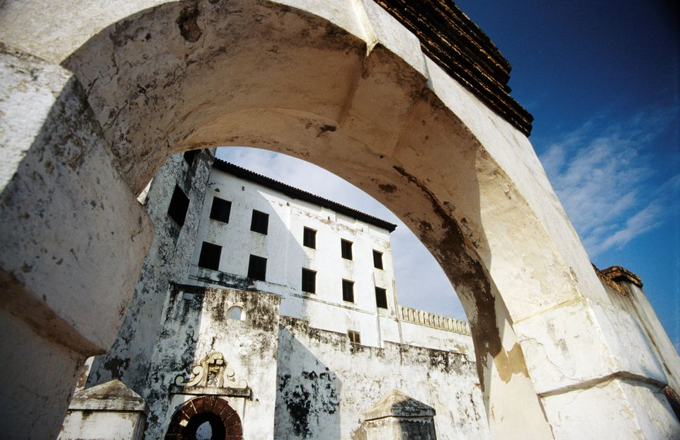 Elmina Town and Elmina Castle Ghana
