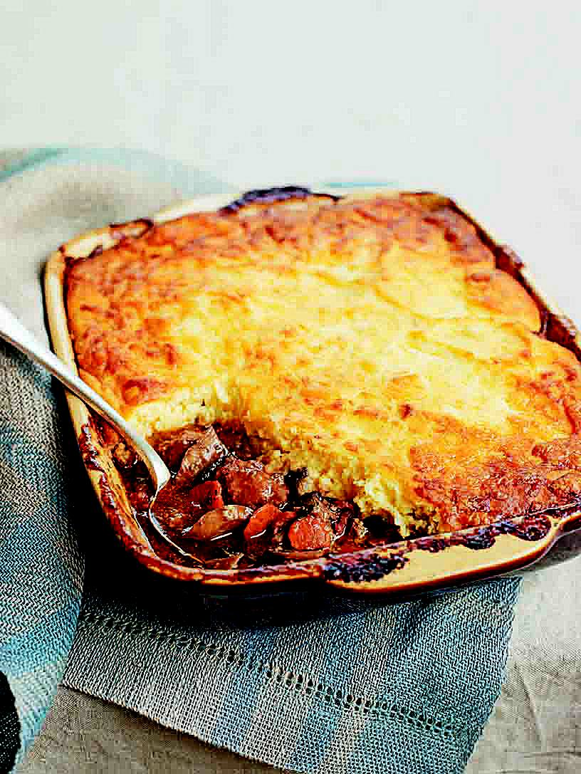 Sausage Cottage Pie Recipe By Paul Gayler