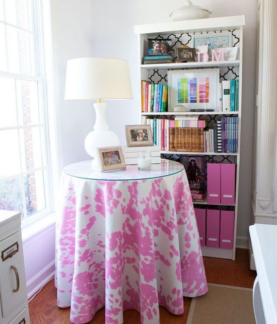 DIY Magic: Sew Your Own Decorative Round Tablecloth