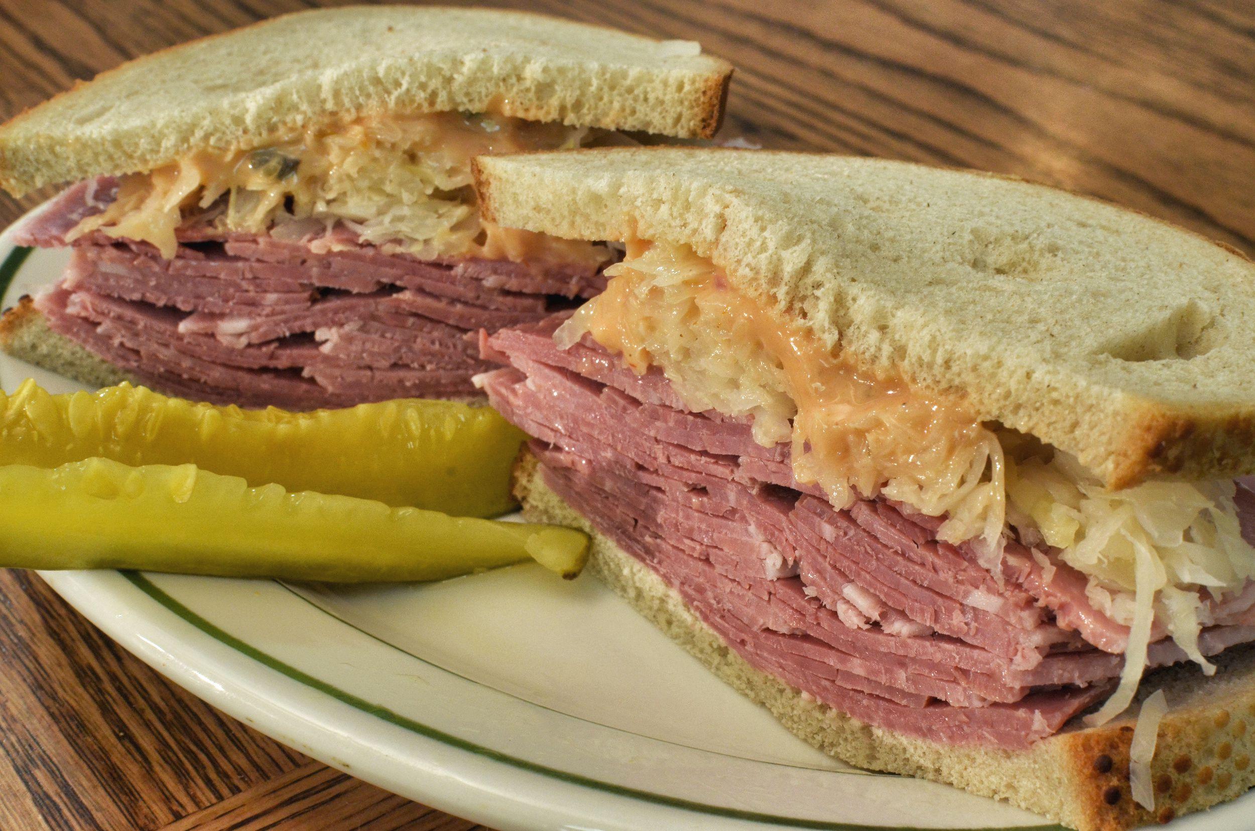 Danilos Corned Beef Sandwich Recipe