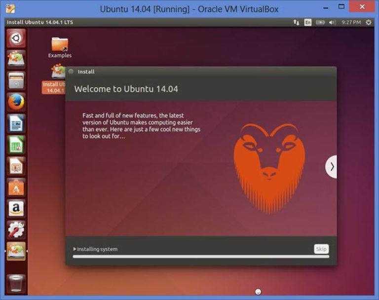 Run Ubuntu within Windows using VirtualBox.