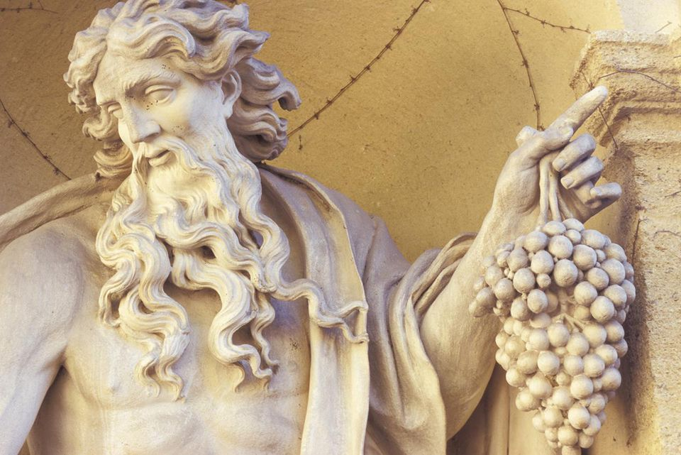 Facts about Dionysus, God of Wine