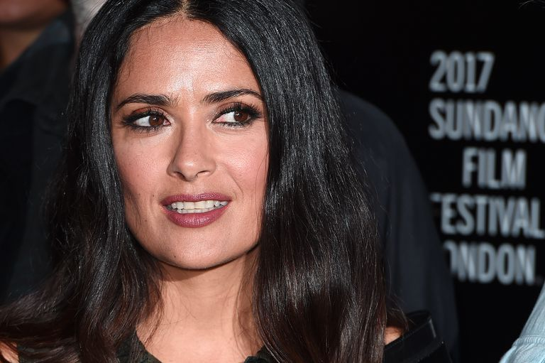 Salma Hayek identifies as Latina. What's the difference between Hispanic and Latino?