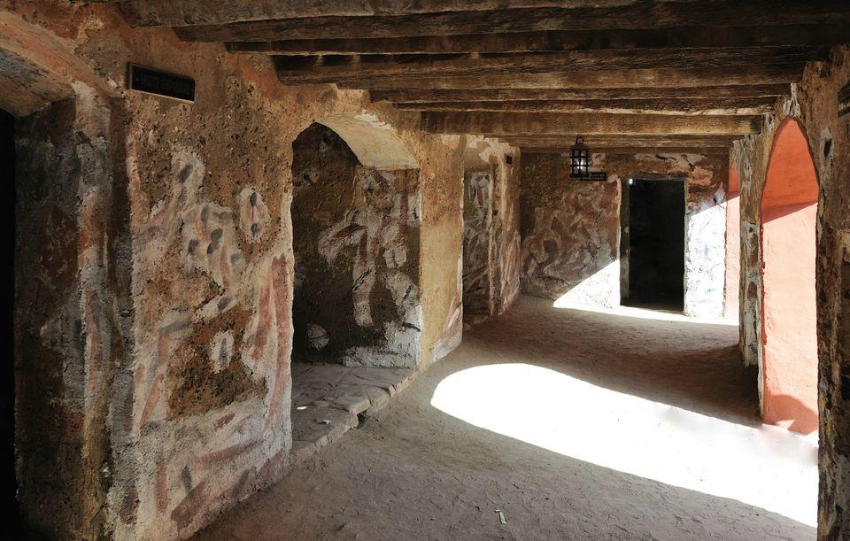 Maison des Esclaves, Île de Gorée