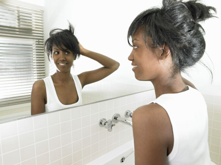 There may be help for your hair's dry ends