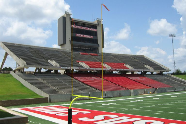 The Arkansas State University Stadium