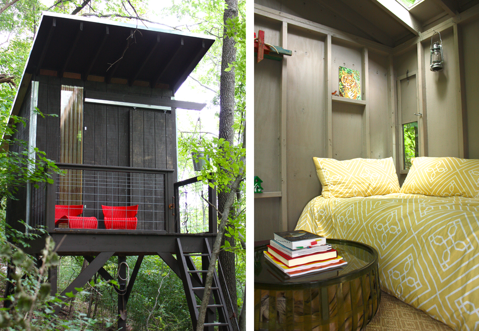 A Tree Top Retreat That Cost 8 200
