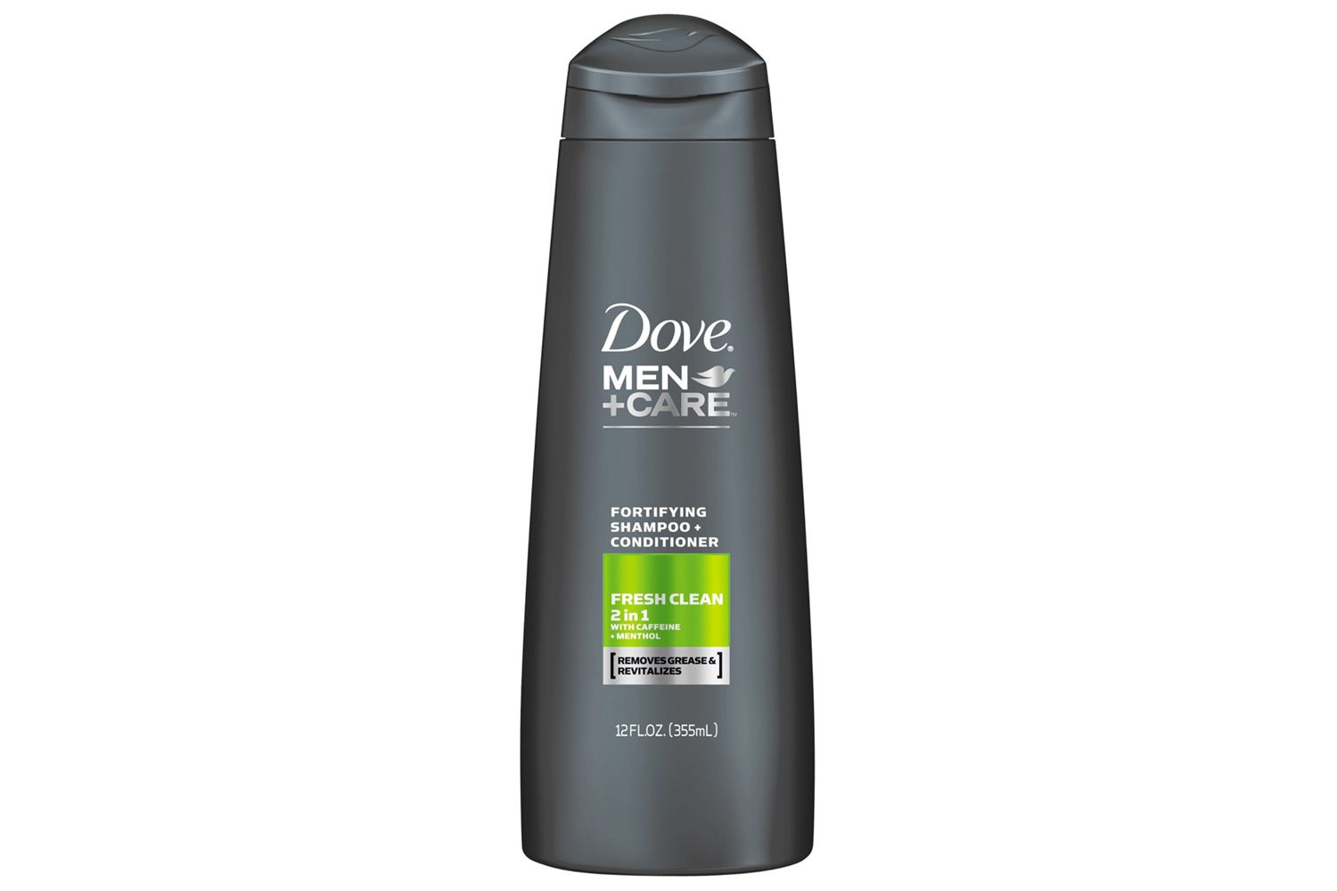 Supermarket Shampoo That Works: Review of Dove Men+Care