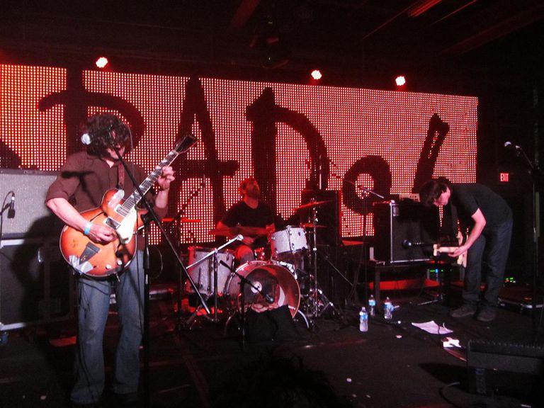 Sebadoh At Grand Central Miami 1/18/12