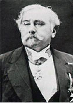 Alexandre-Emile Béguyer de Chancourtois (1820 - 1886)