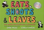 Cover art of children's book Eats Shoots and Leaves