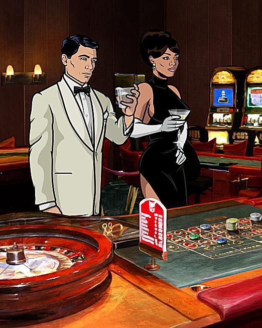 Sterling Archer and Lana Kane Picture - Archer Pictures