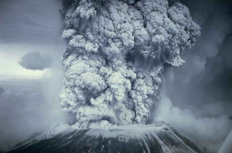 Eruption of Mount St Helens