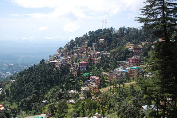 mcleod ganj india