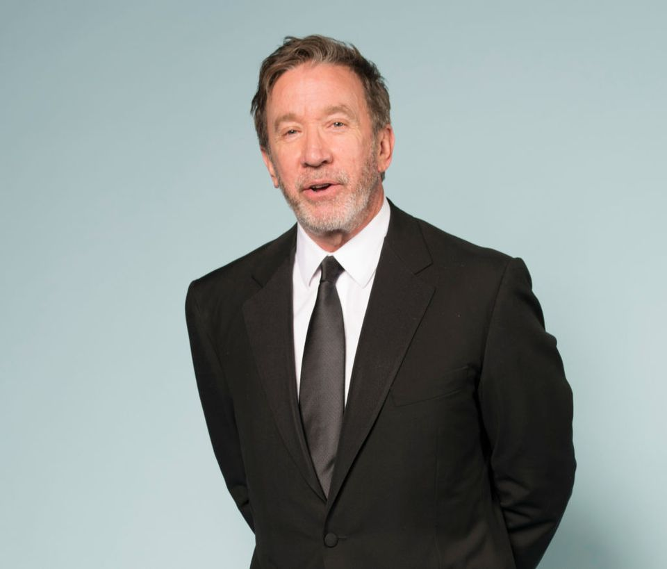 Tim Allen poses for portraits at The 44th Daytime Emmy Awards - Portraits by The Artists Project Sponsored by Foster Grant on April 30, 2017 in Los Angeles, California.