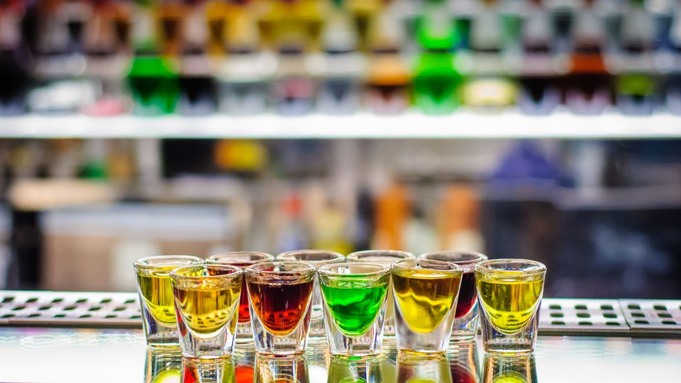 80 Great Recipes For Fun Party Shots And Shooters
