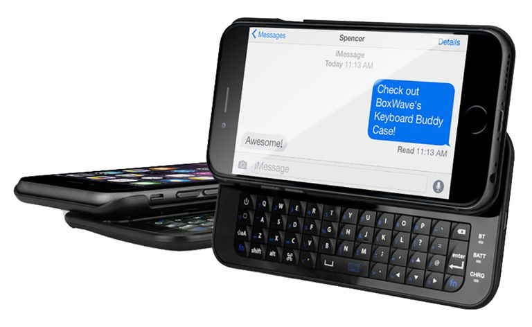 Use Bluetooth Keyboard With Iphone