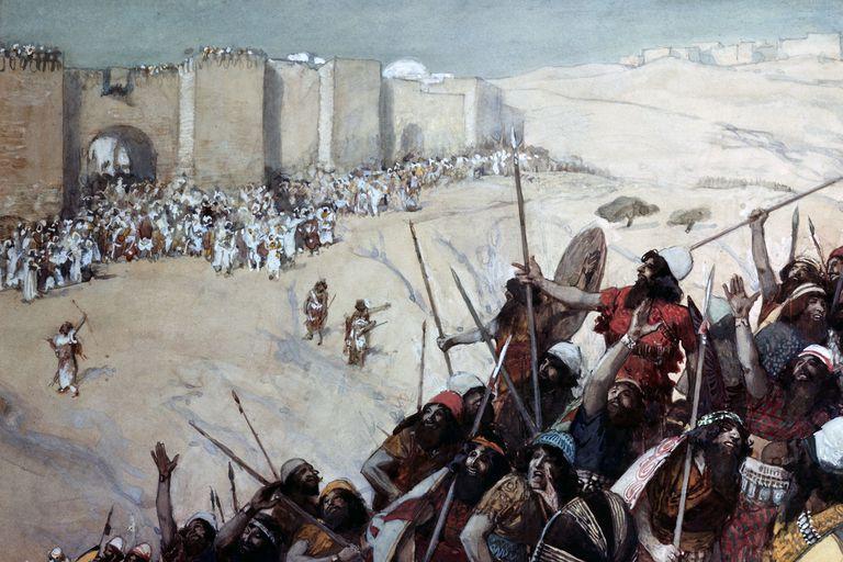 Joshua in the Bible