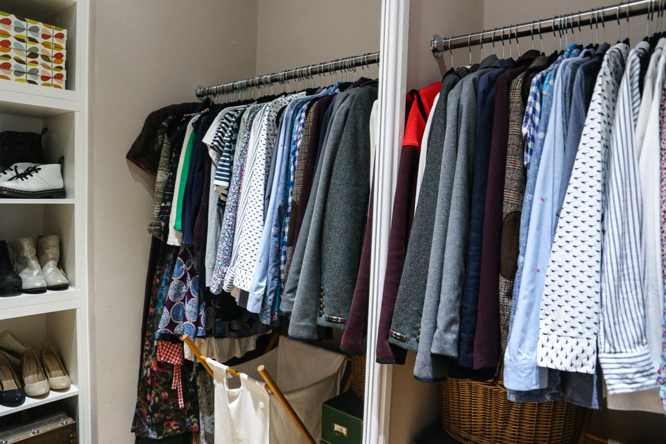 How to organize your closet for How to organize your closets