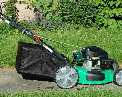 Battery Powered Mower Review Stihl Rma 370