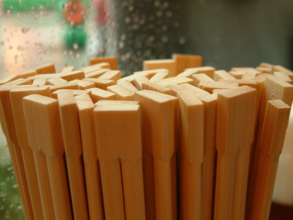 Disposable Wooden Chopsticks