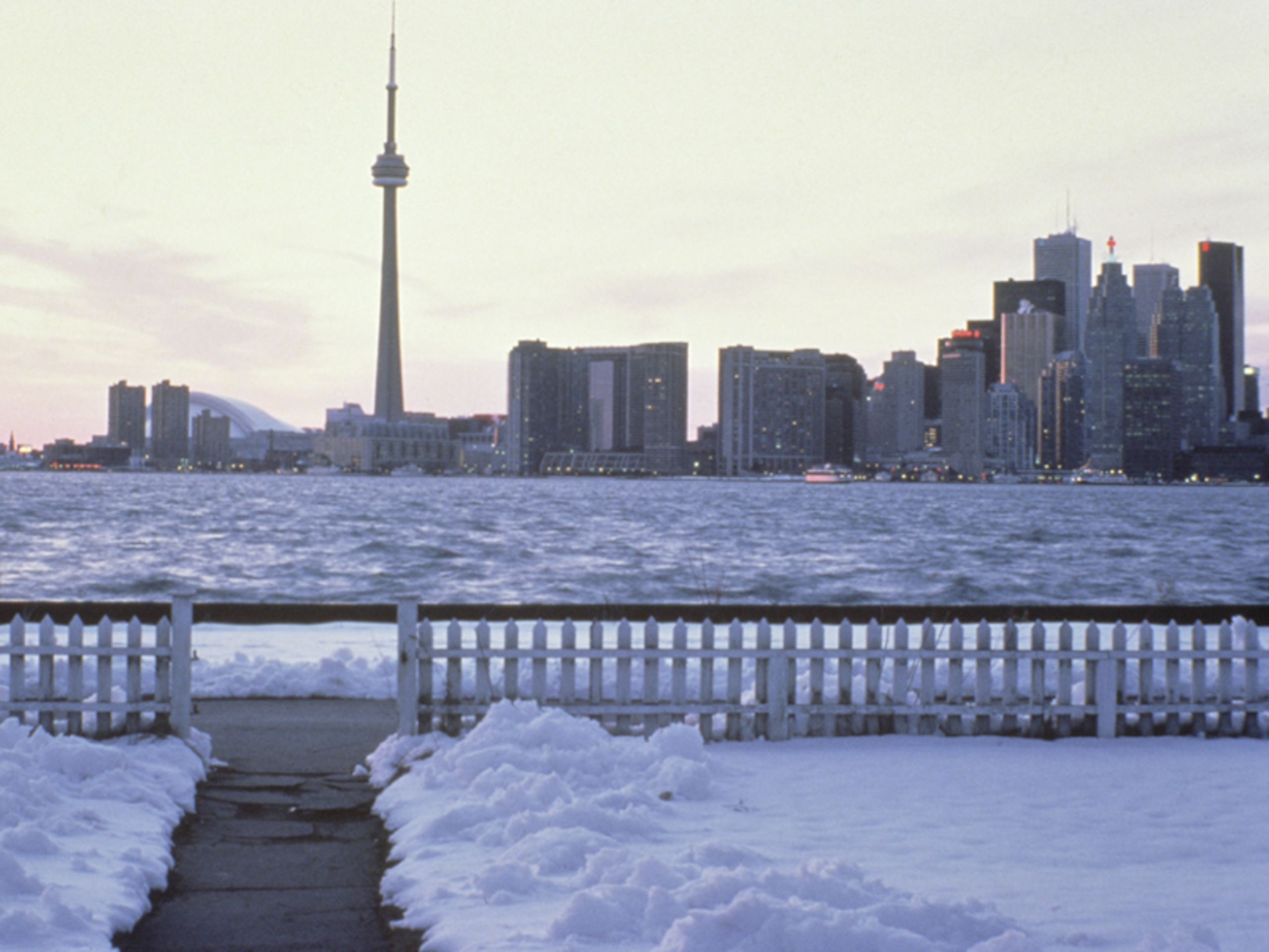 Weather And Events In Toronto In February