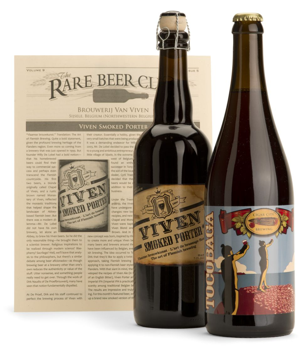 Beer of the Month Club: Rare Beer Club