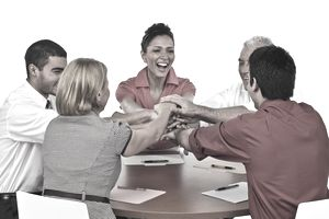 Teams develop norms so that they can work together effectively as team members.