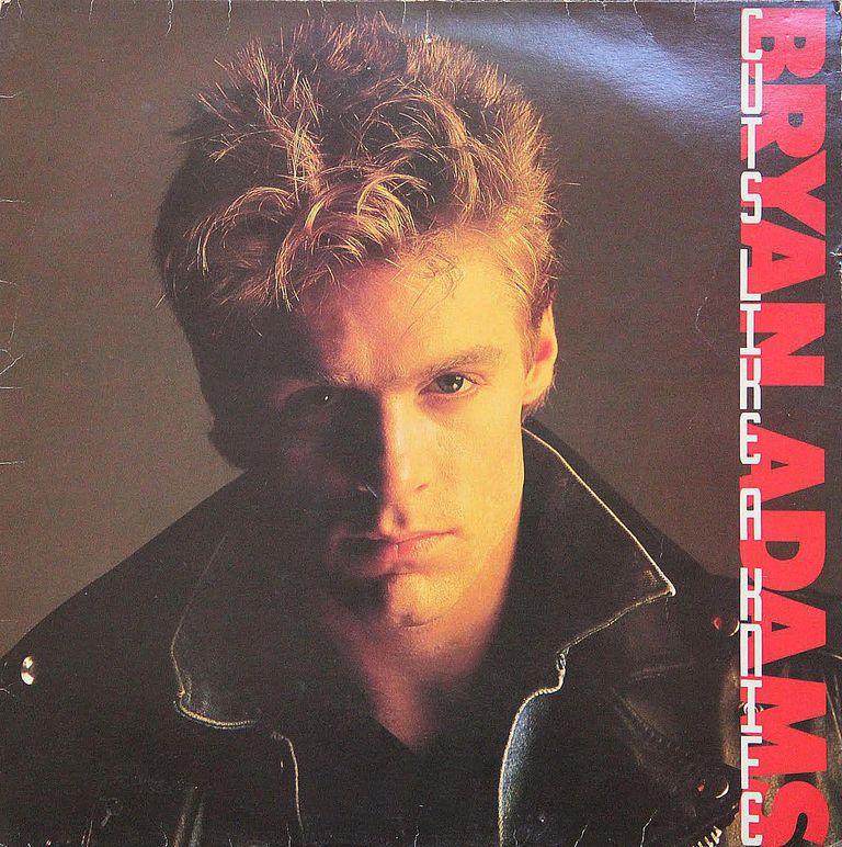top 80s songs from canadian poprock solo artist bryan adams