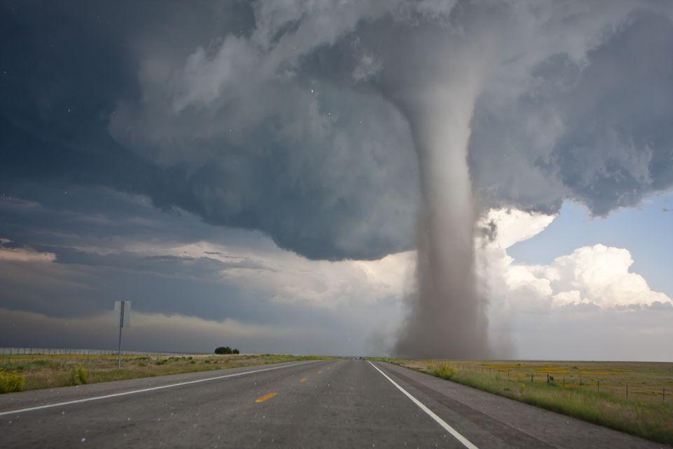 Baca / Campo tornado