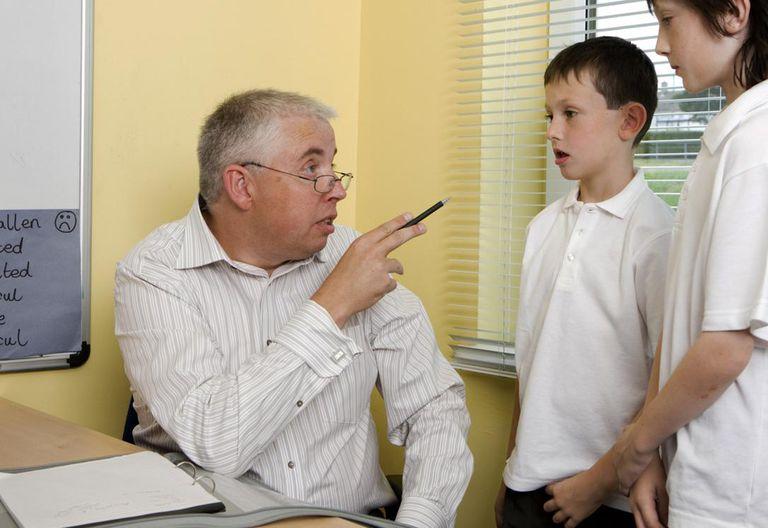 student discipline practices