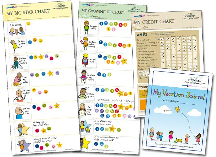 Behavior Charts For Children With Special Needs