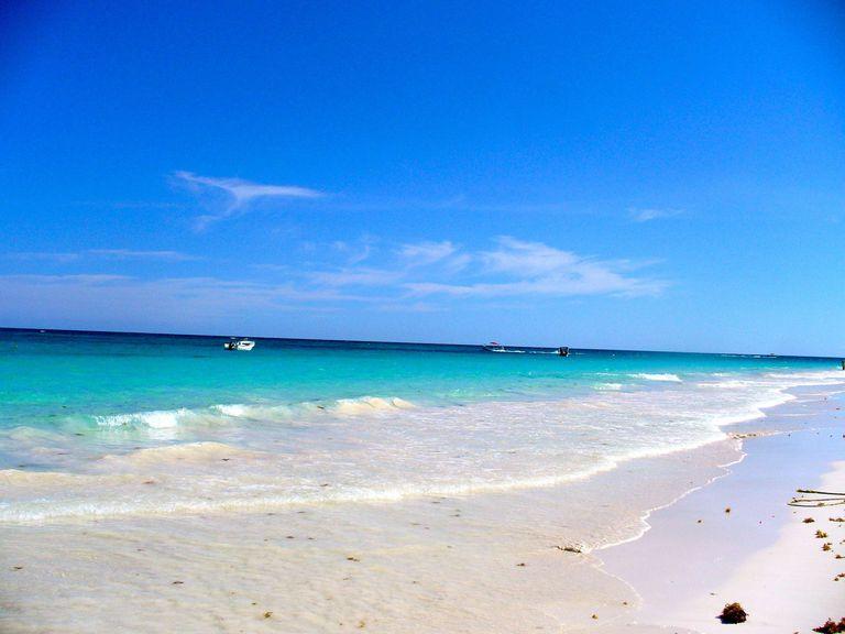 Playa Paraíso en Tulum