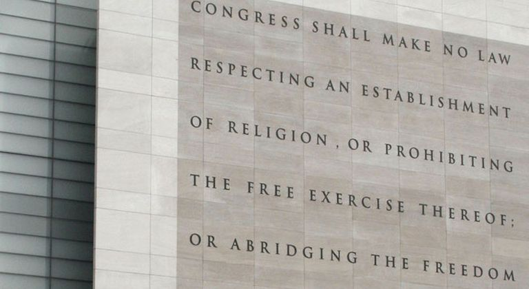 First Amendment Text Origins And Meaning
