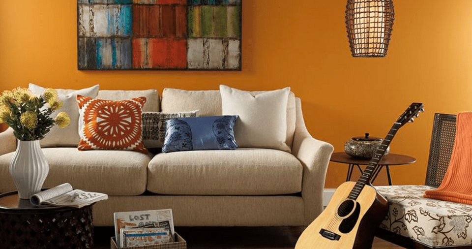 The 6 Best Behr Paints For Family Rooms