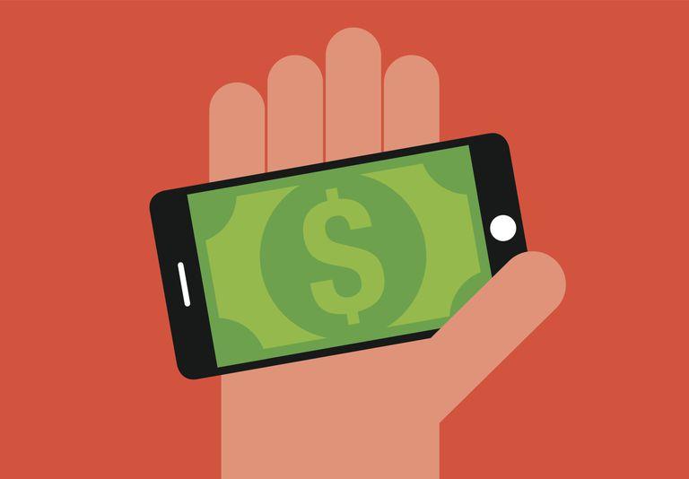 Smartphone and Money
