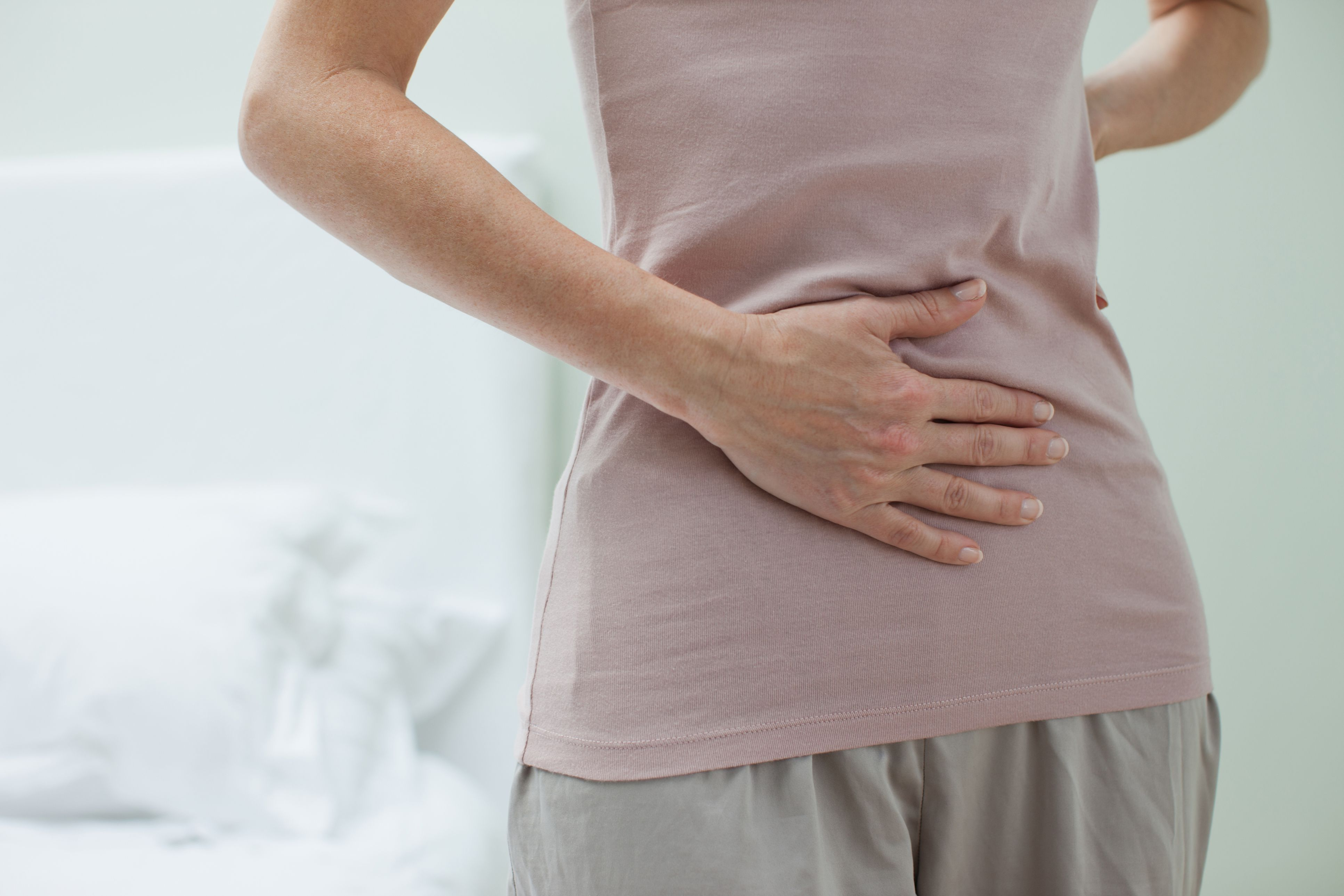 how to stop constipation on period