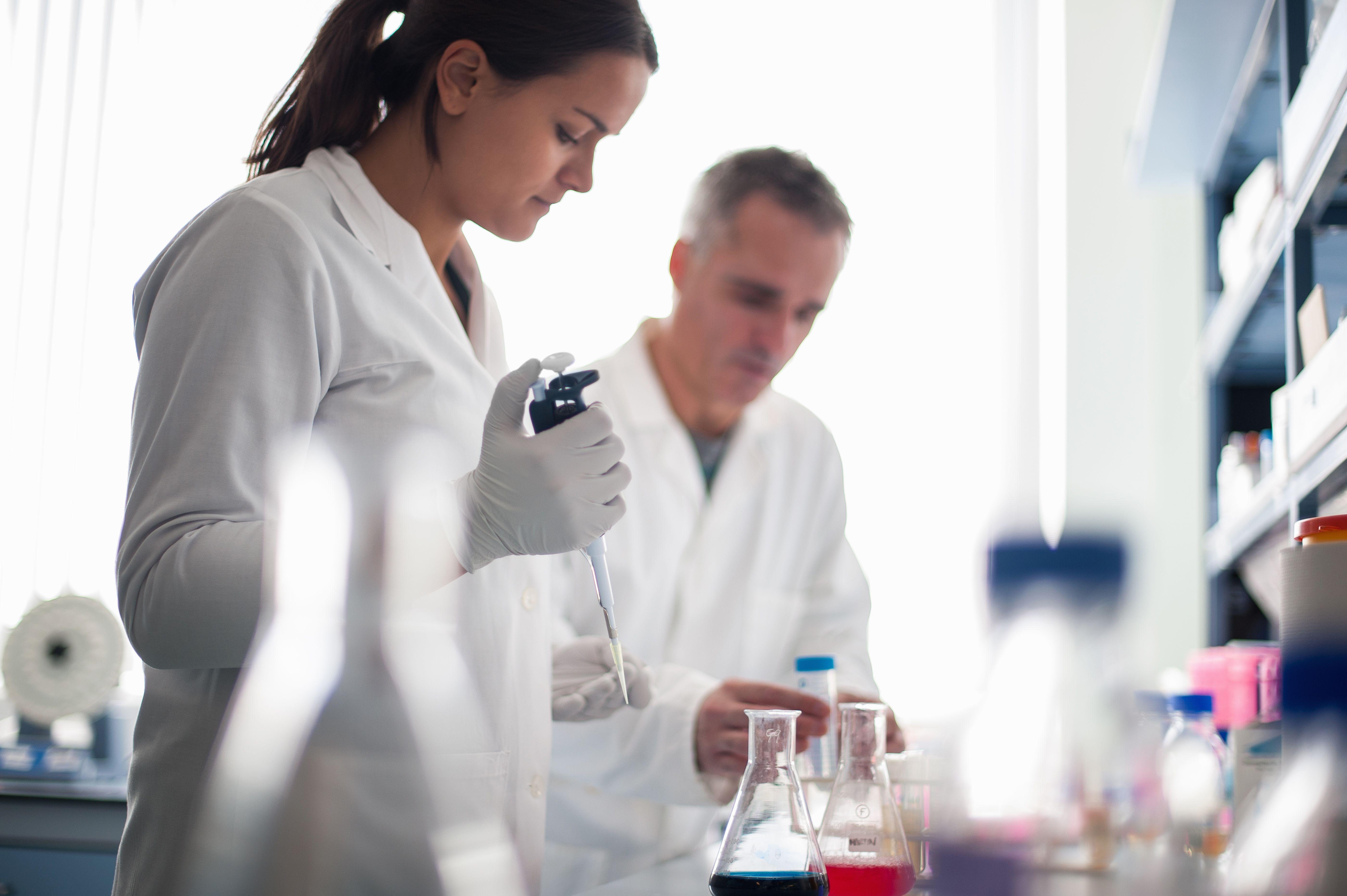 10 hot jobs for biology degree majors