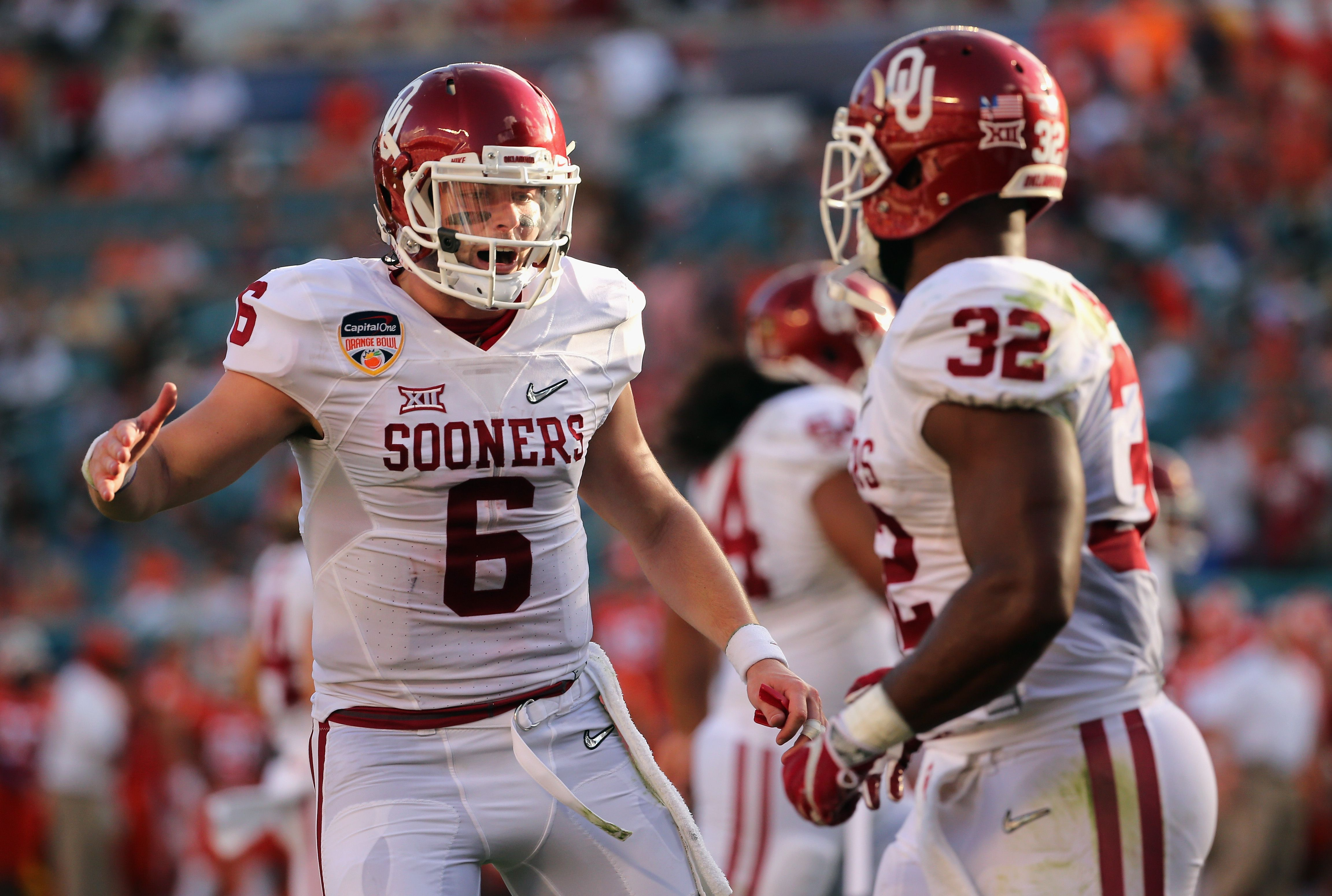 University of Oklahoma Sooners Football - Schedule, Roster ...