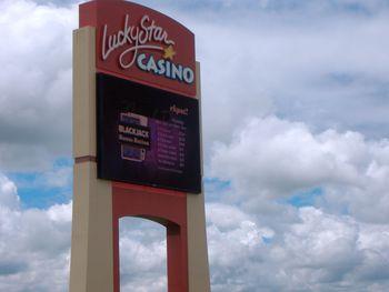 Lucky star casino oklahoma city truck games 18 wheeler 2